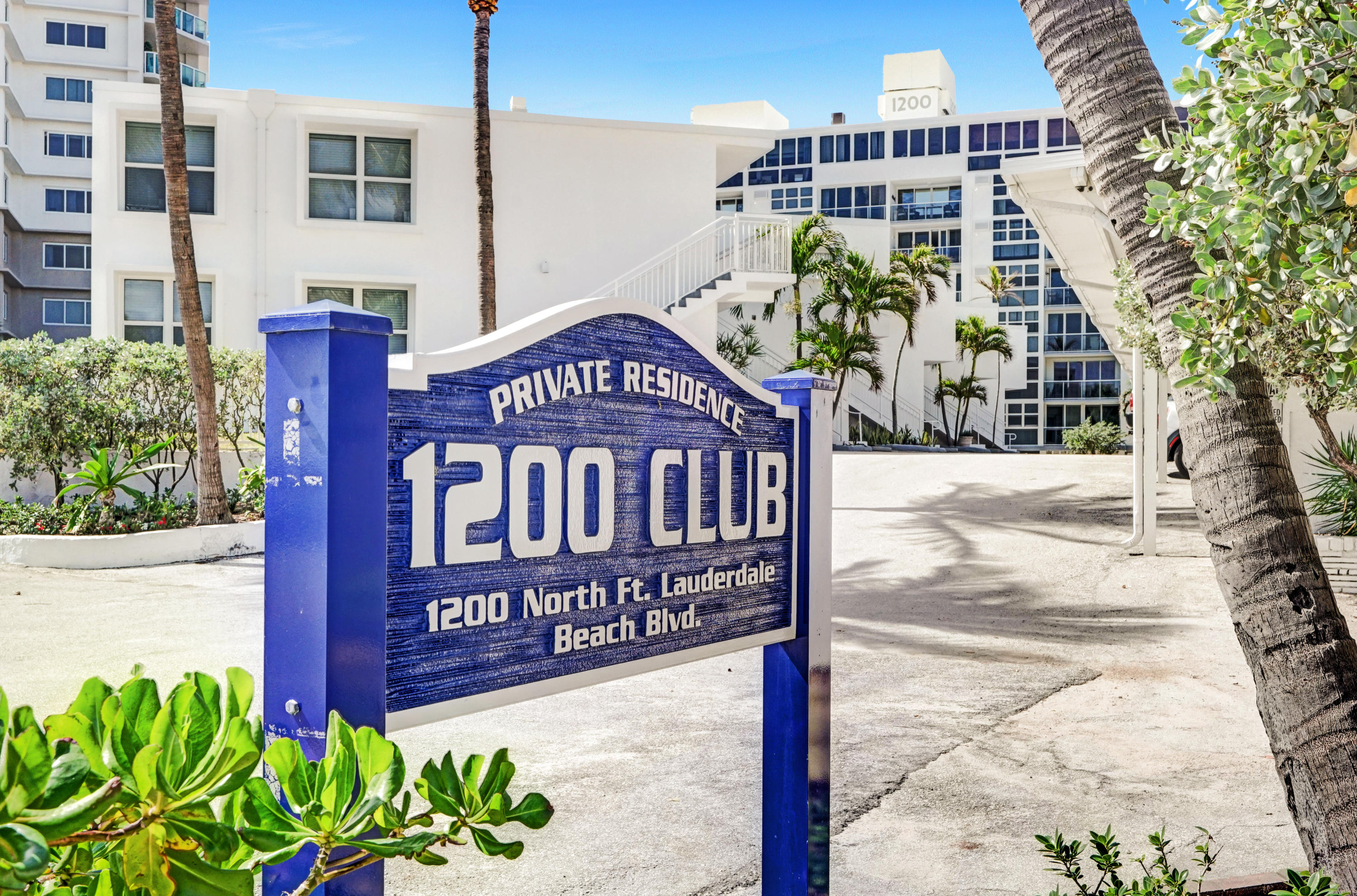 Home for sale in 1200 Club Condo Fort Lauderdale Florida
