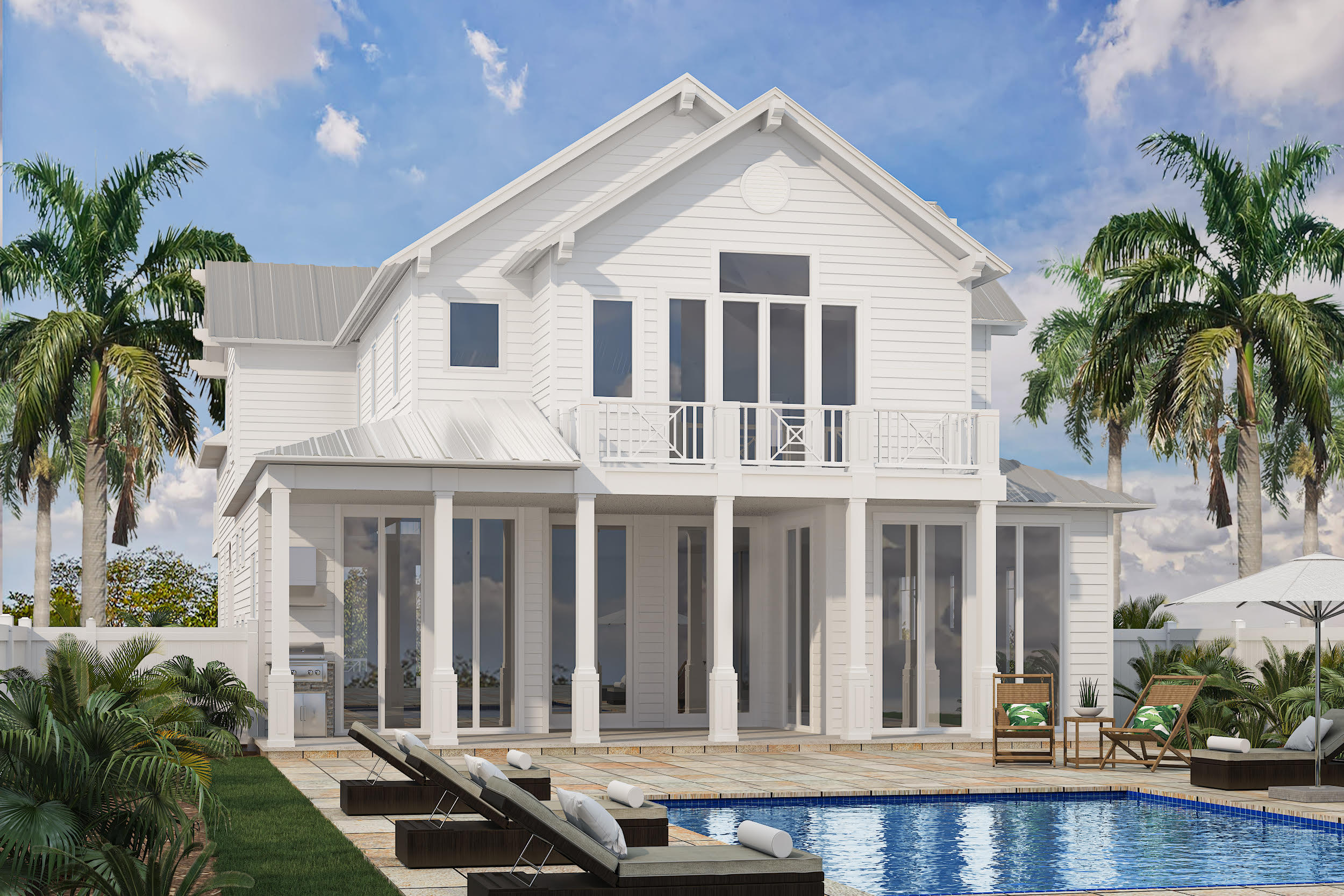 Key Largo Estate Home