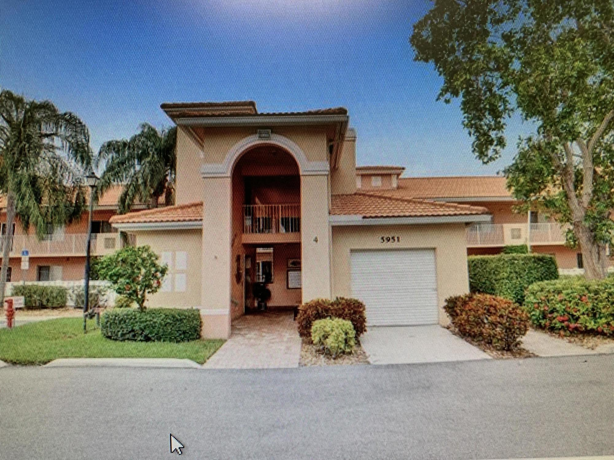 5951 Regal Glen Drive 201  Boynton Beach FL 33437