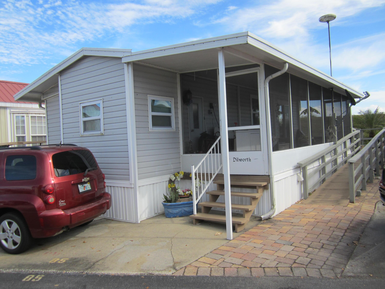 Home for sale in Big ''O'' RV Park Okeechobee Florida