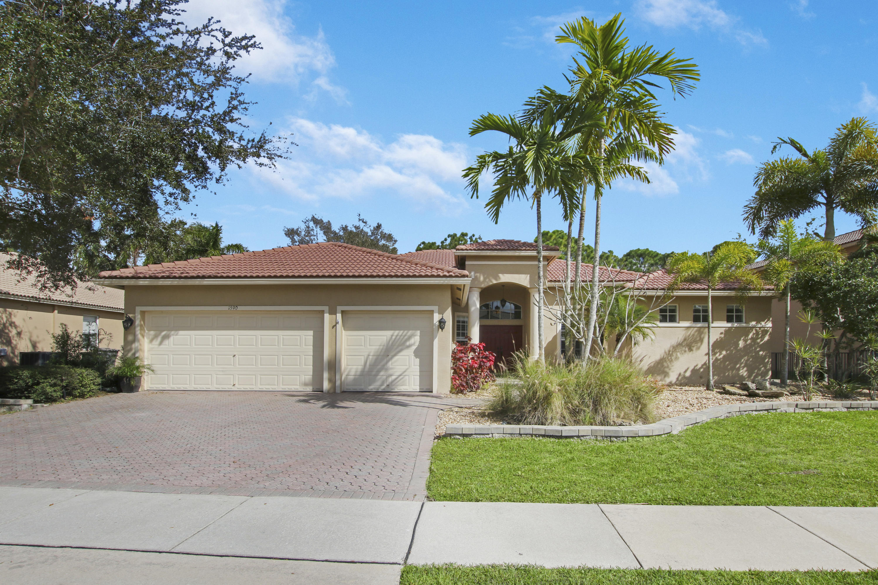 Home for sale in STONEHAVEN PUD 3 West Palm Beach Florida