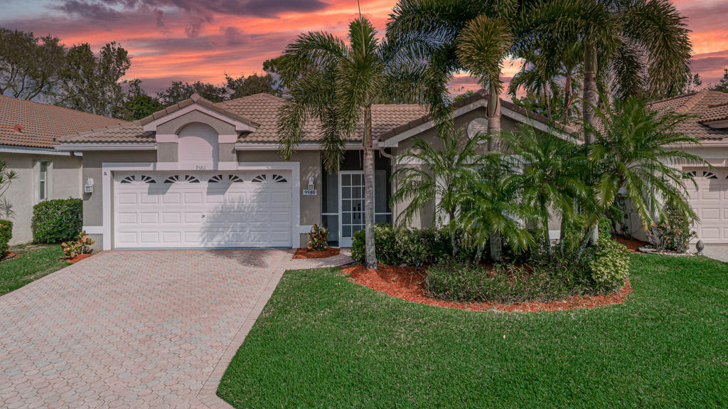 9580 Honeybell Circle  Boynton Beach FL 33437