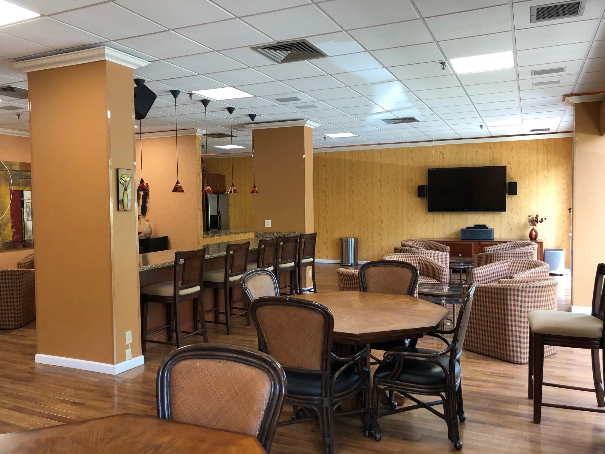 OT Social Club Room  Aug 22, 2019
