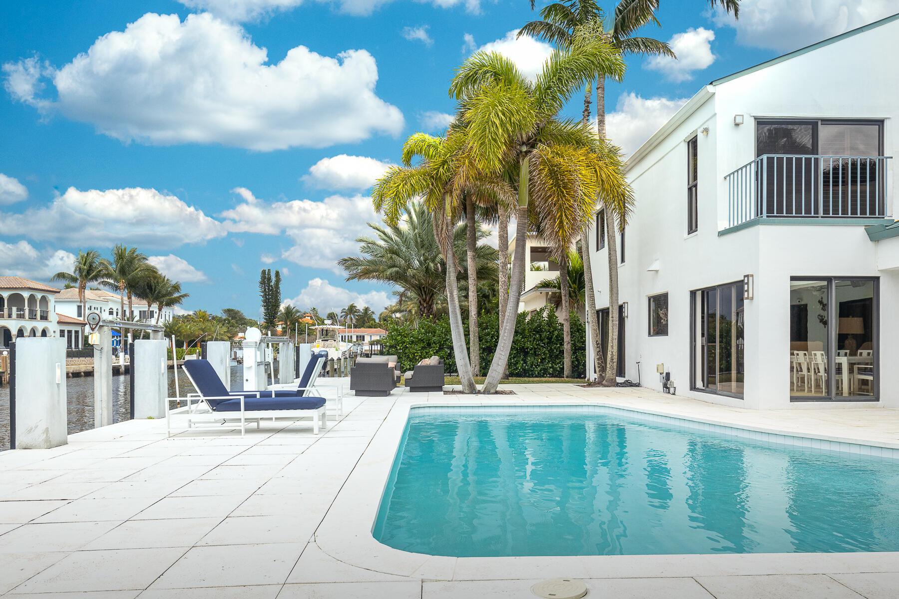 Home for sale in Ridge Harbour Estate Ocean Ridge Florida