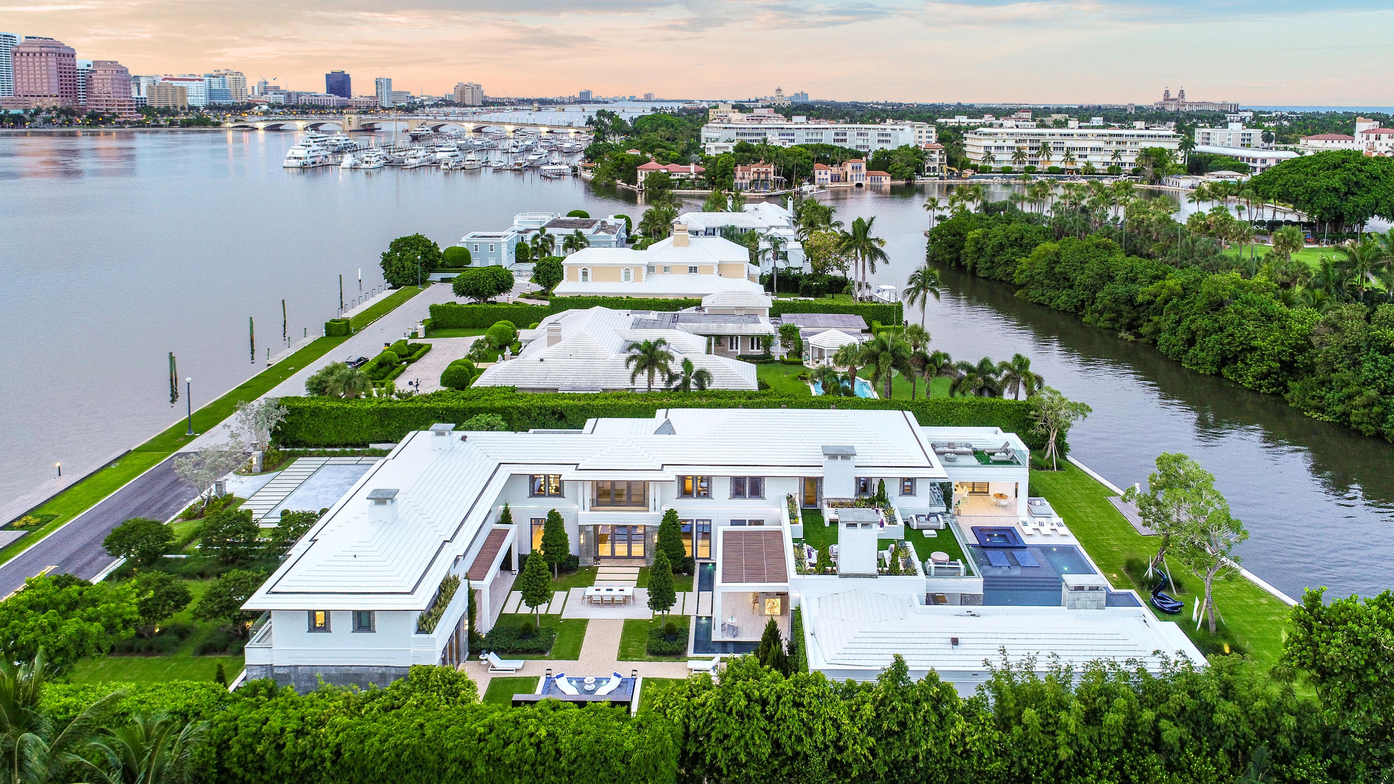 Photo of 520 Island Drive, Palm Beach, FL 33480