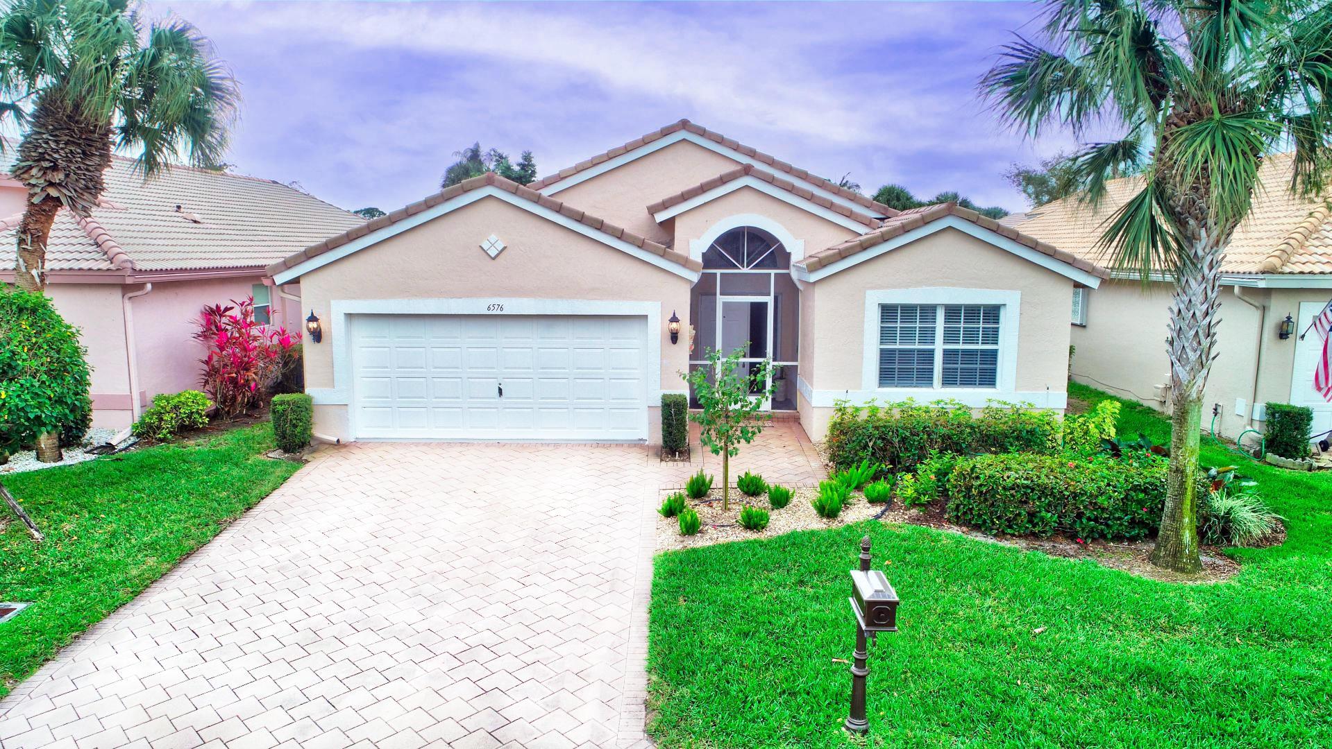 6576 Bayhill Terrace  Boynton Beach FL 33437