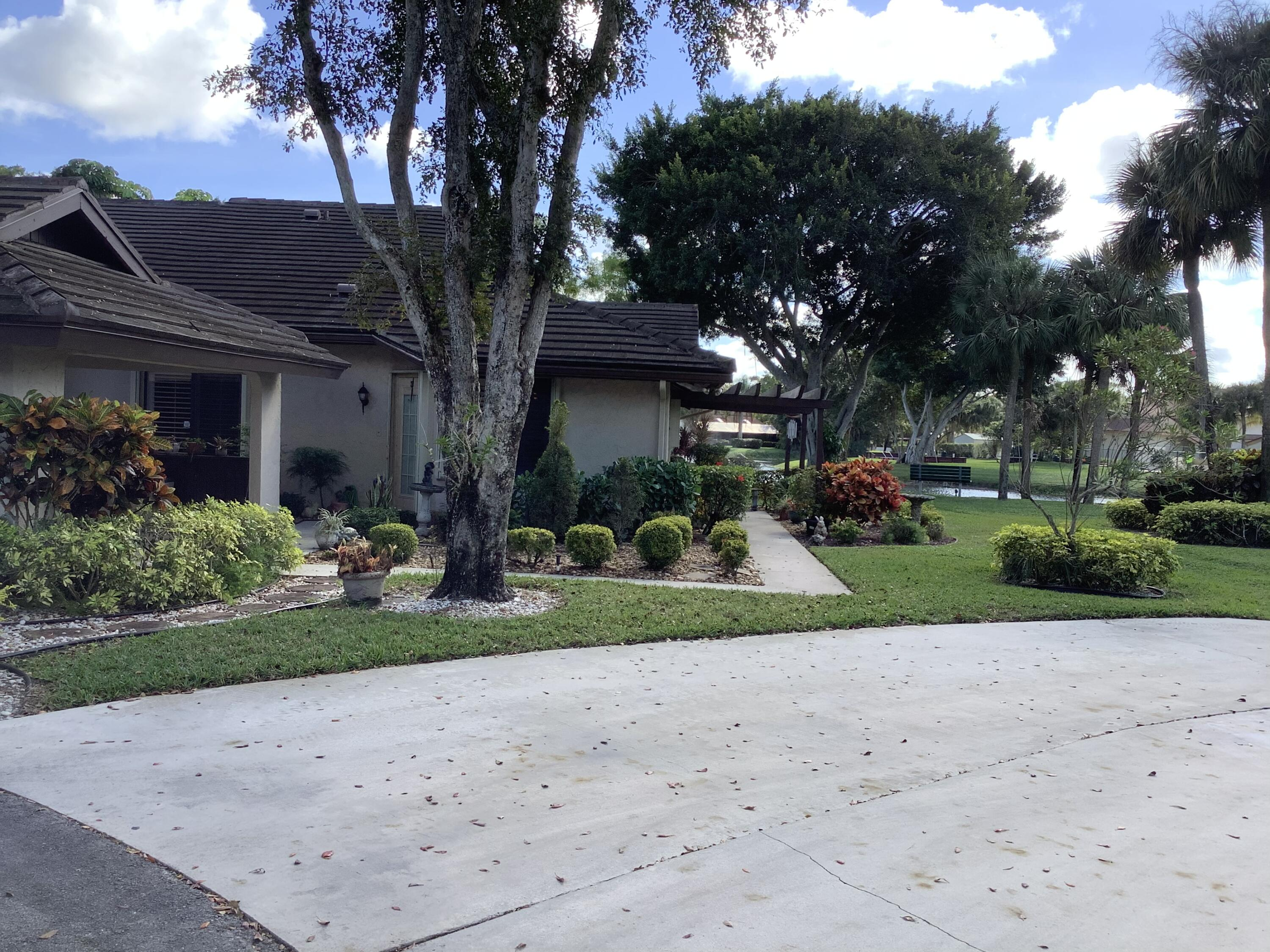 Home for sale in Banyan Springs Boynton Beach Florida
