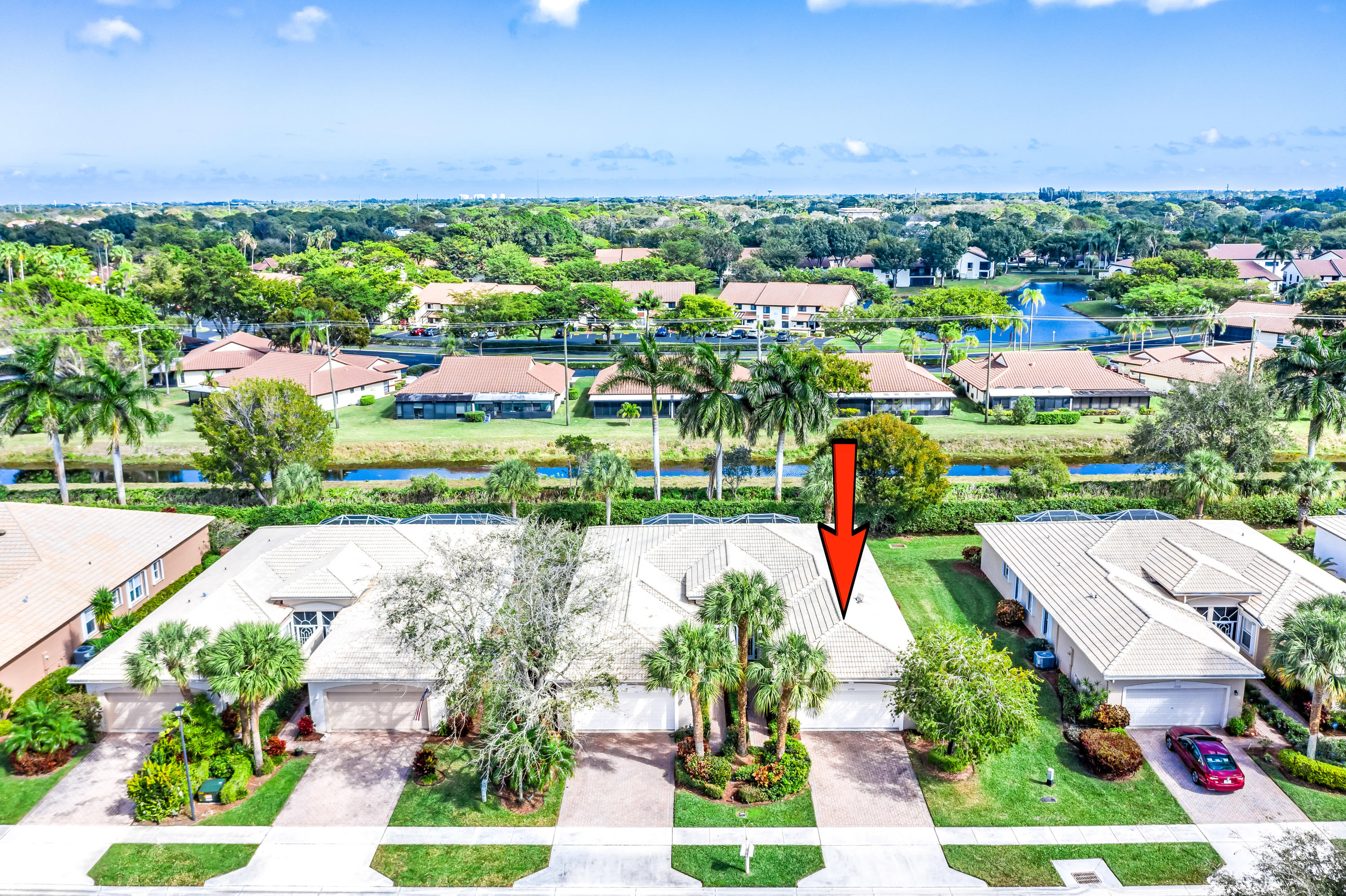Home for sale in MAJESTIC ISLES 3 Boynton Beach Florida