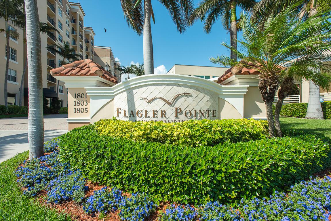 1801 N Flagler Drive 407 For Sale 10694987, FL