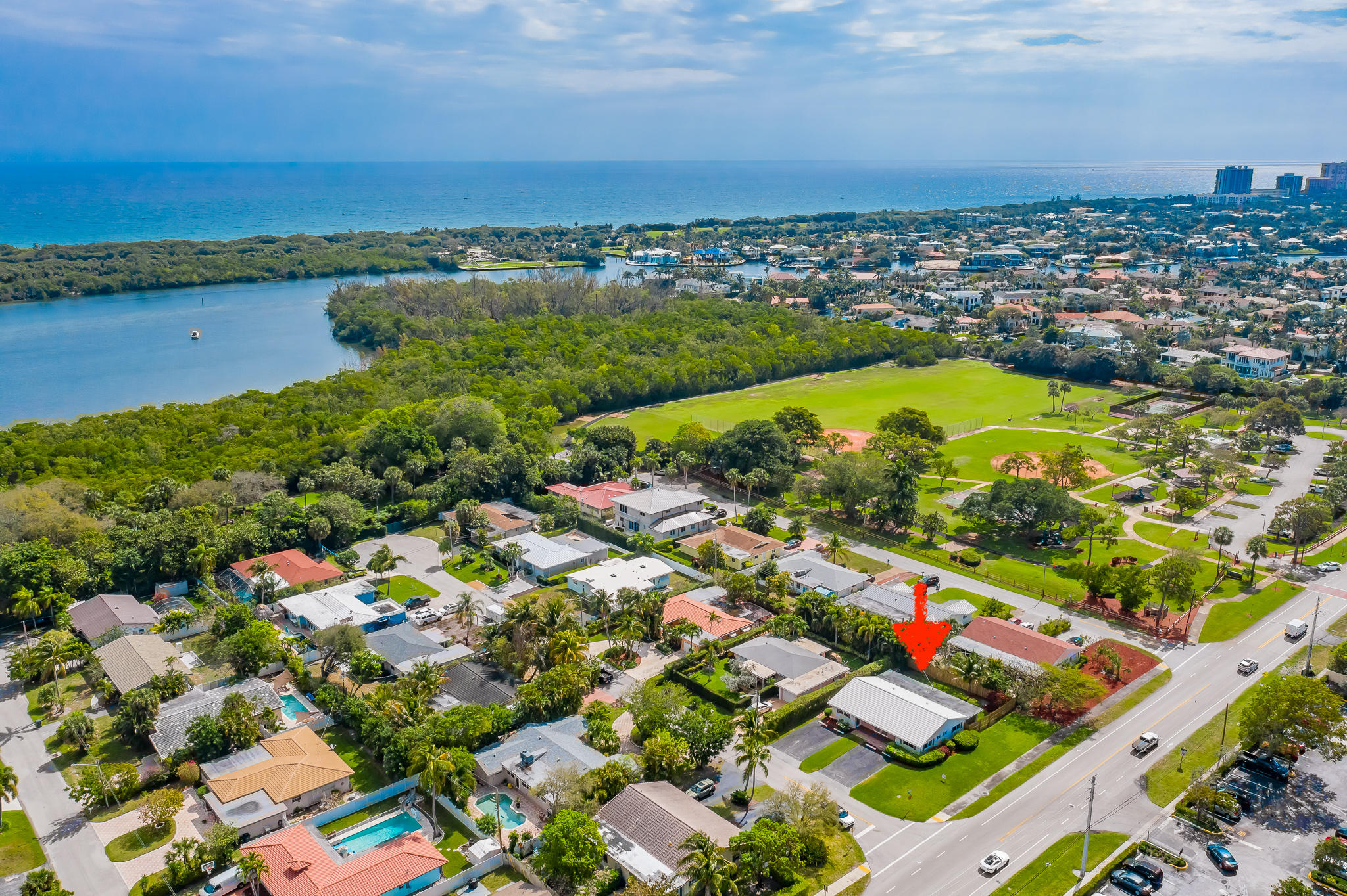 Home for sale in LAKE WYMAN SHORES Boca Raton Florida