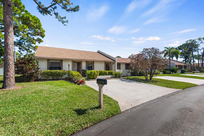 Home for sale in VILLAGES OF WOODLAKE 2 Greenacres Florida