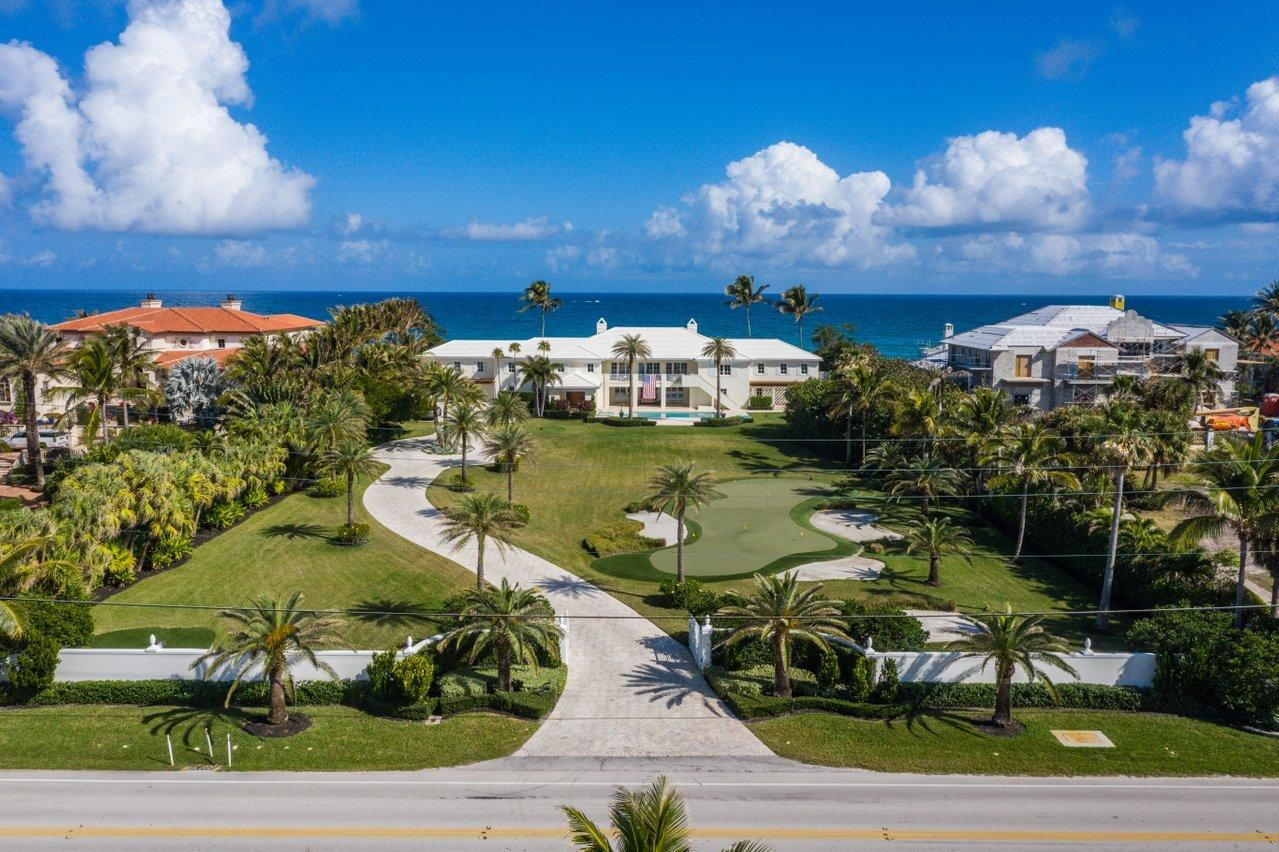 1120 S Ocean Boulevard  For Sale 10693756, FL