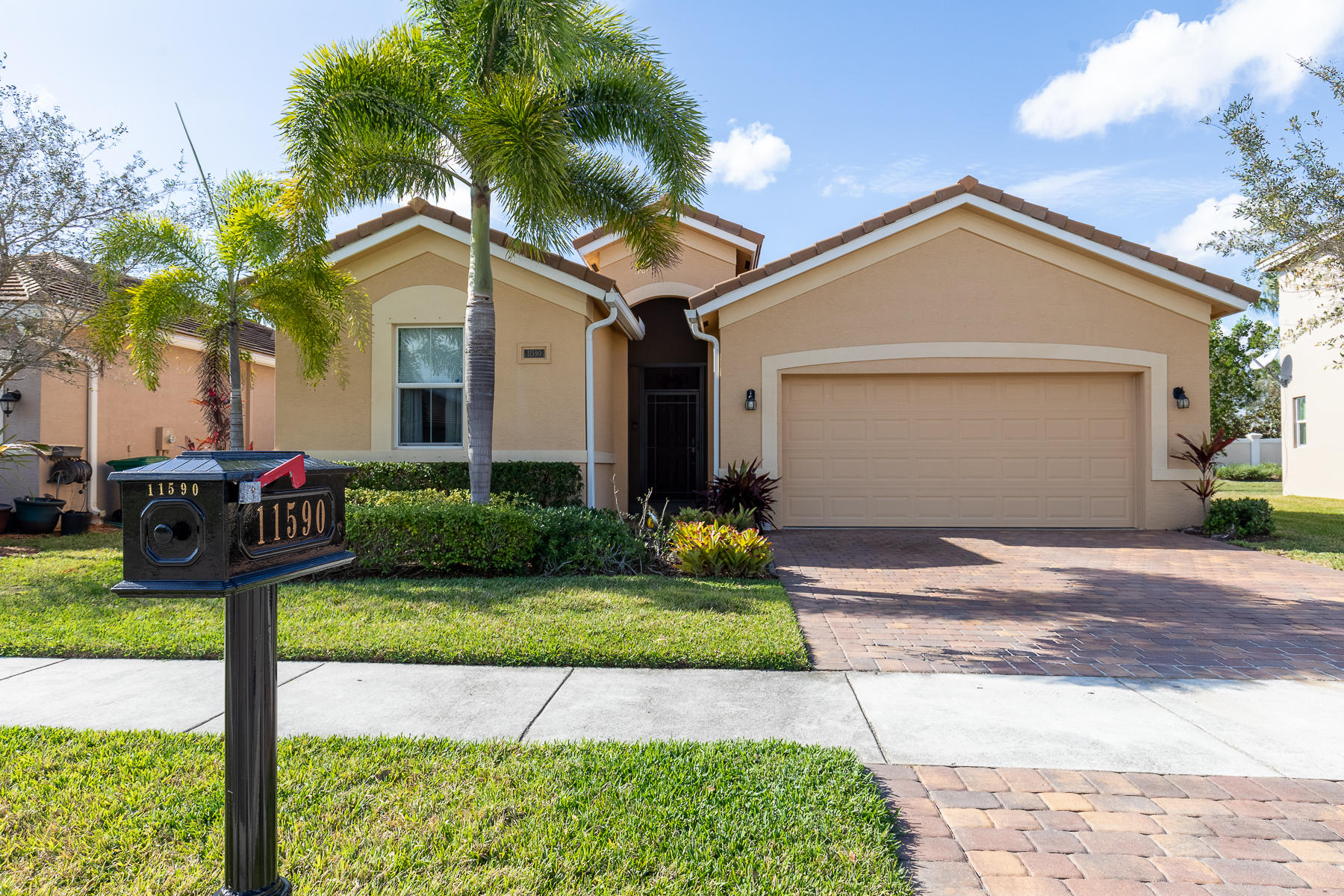 Home for sale in Victoria Parc Estates At Tradition Port Saint Lucie Florida