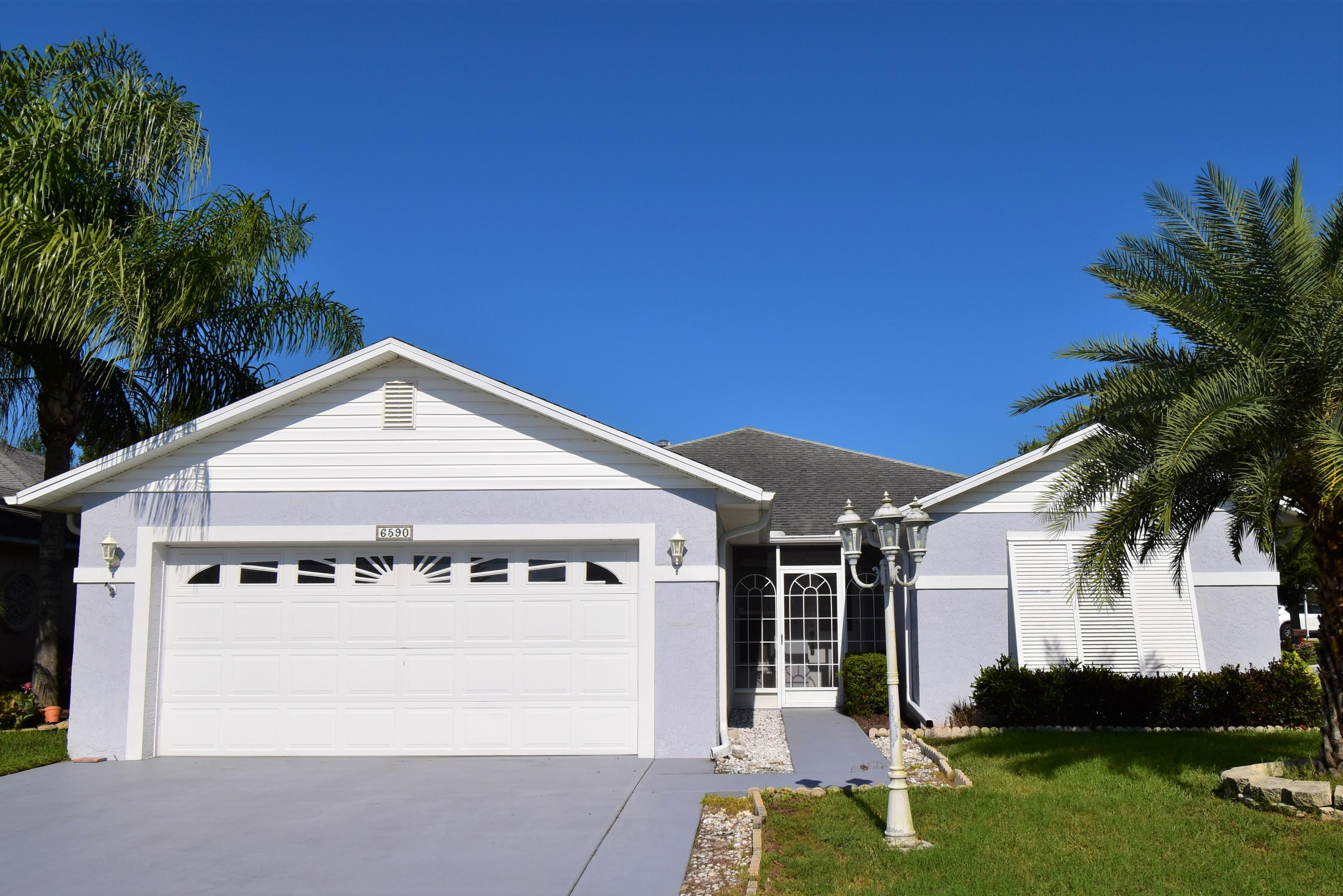 Home for sale in Spanish Lakes Fairways Fort Pierce Florida