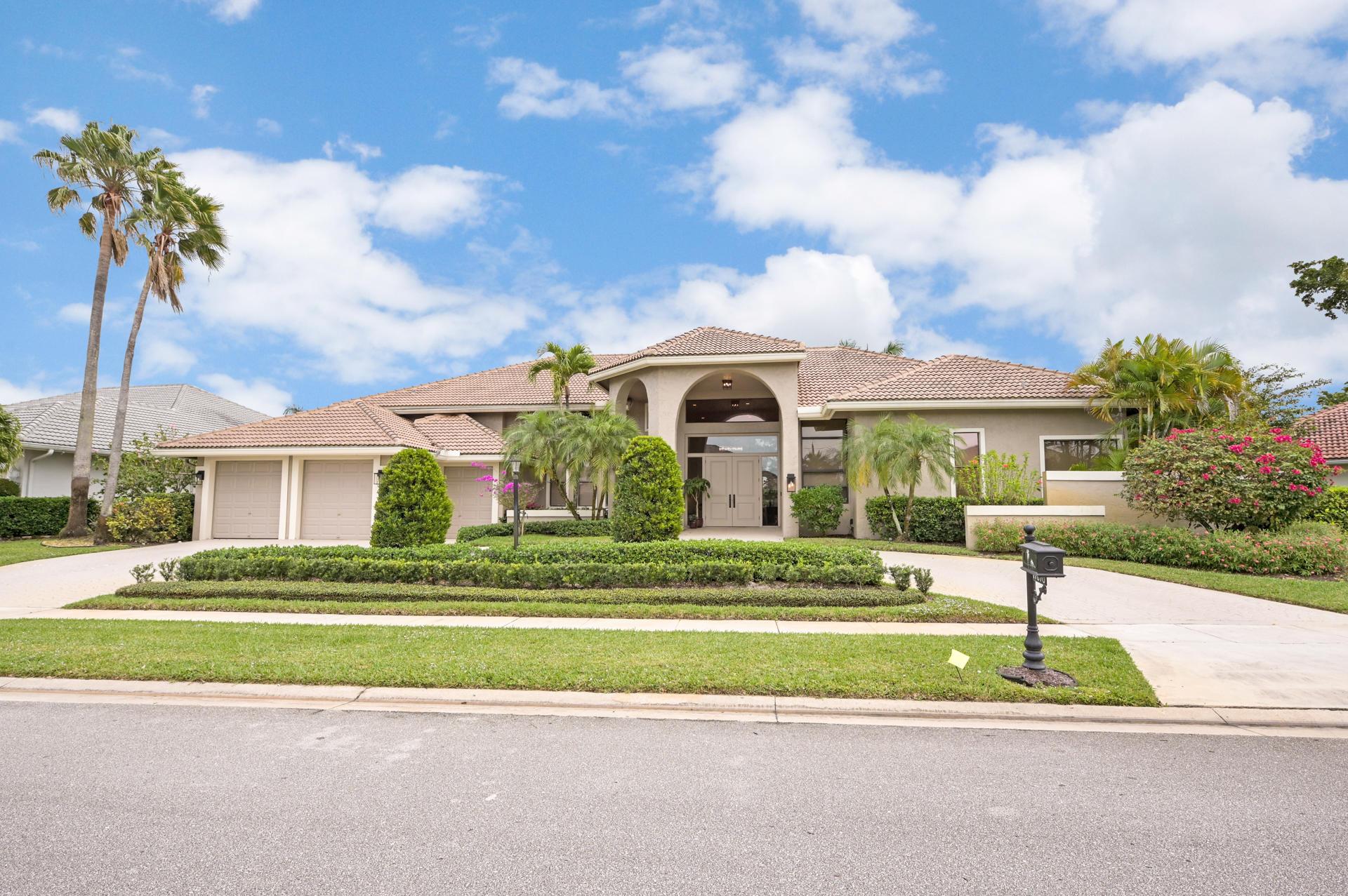 Home for sale in Stonebridge Cc Boca Raton Florida