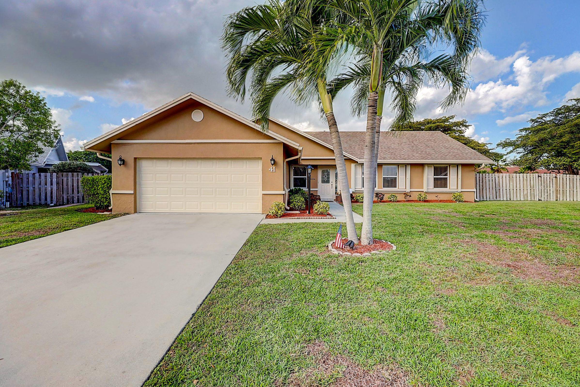 Home for sale in MEADOWS 300 1 Boynton Beach Florida