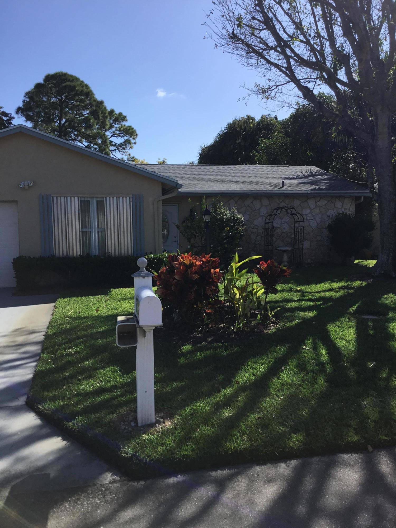 Home for sale in Lucerne Homes East Greenacres Florida