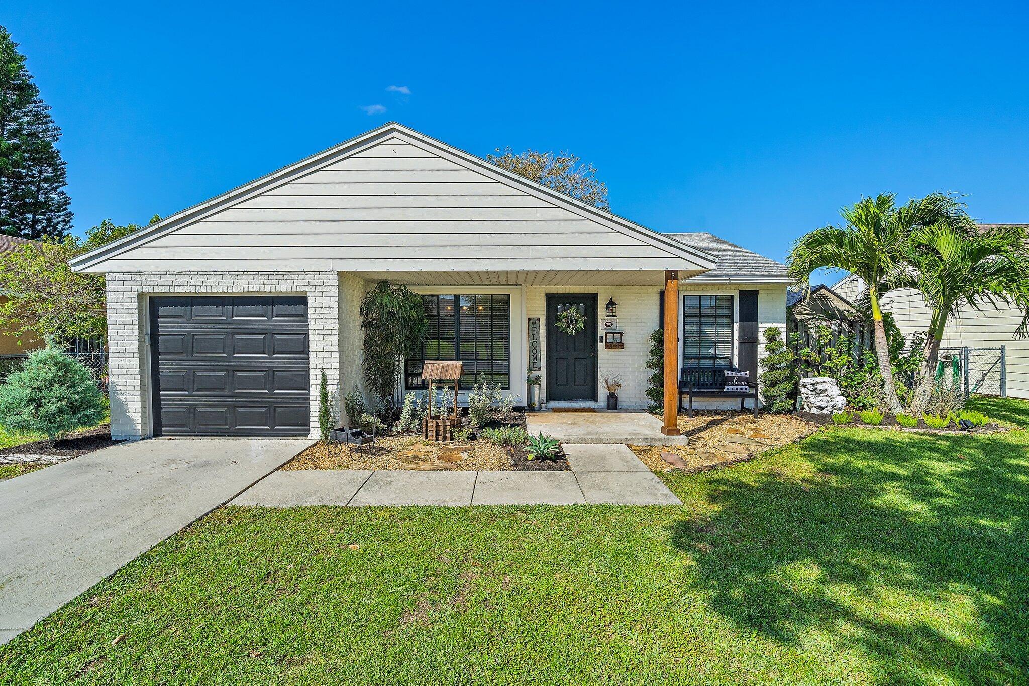 Home for sale in WATERCHASE WEST 1 Boynton Beach Florida