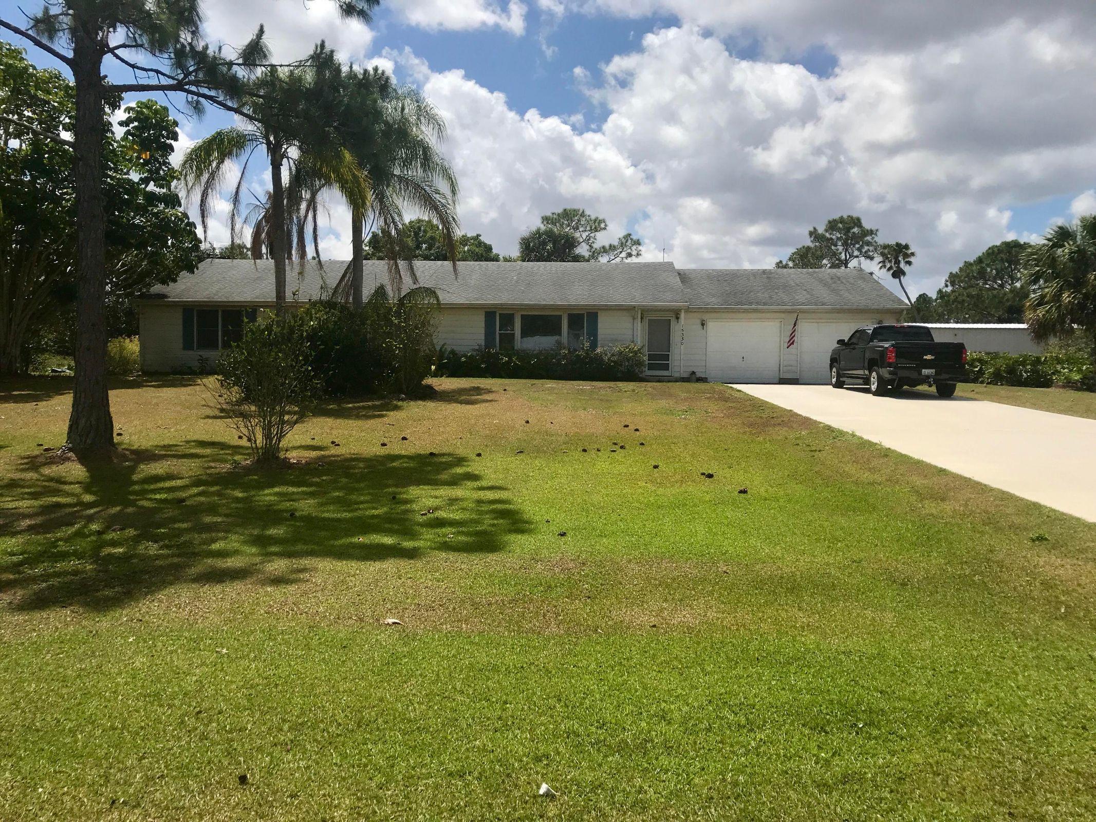 Home for sale in TREASURE COAST AIRPARK Port Saint Lucie Florida
