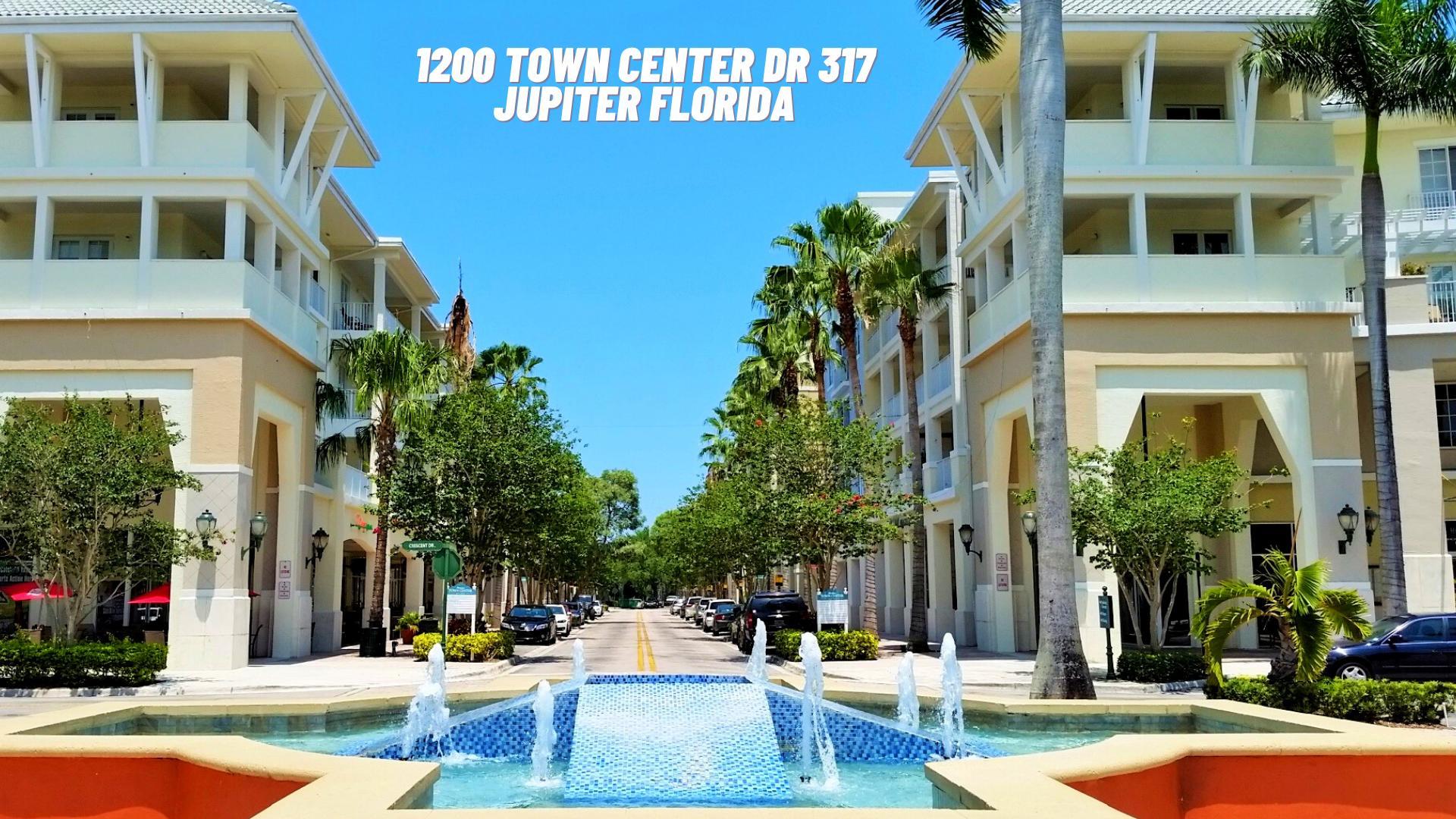 Abacoa - 1200 Town Center Drive 317 Jupiter FL 33458