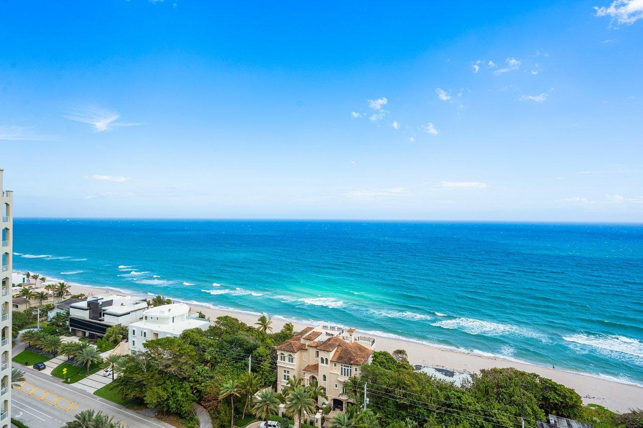 Photo of 3740 S Ocean Boulevard ##1702/#1703, Highland Beach, FL 33487