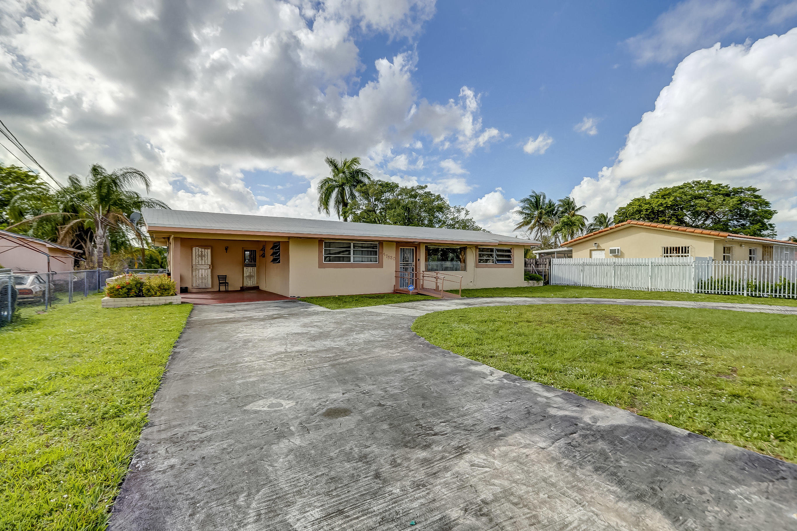 Home for sale in Myrtle Grove Miami Gardens Florida