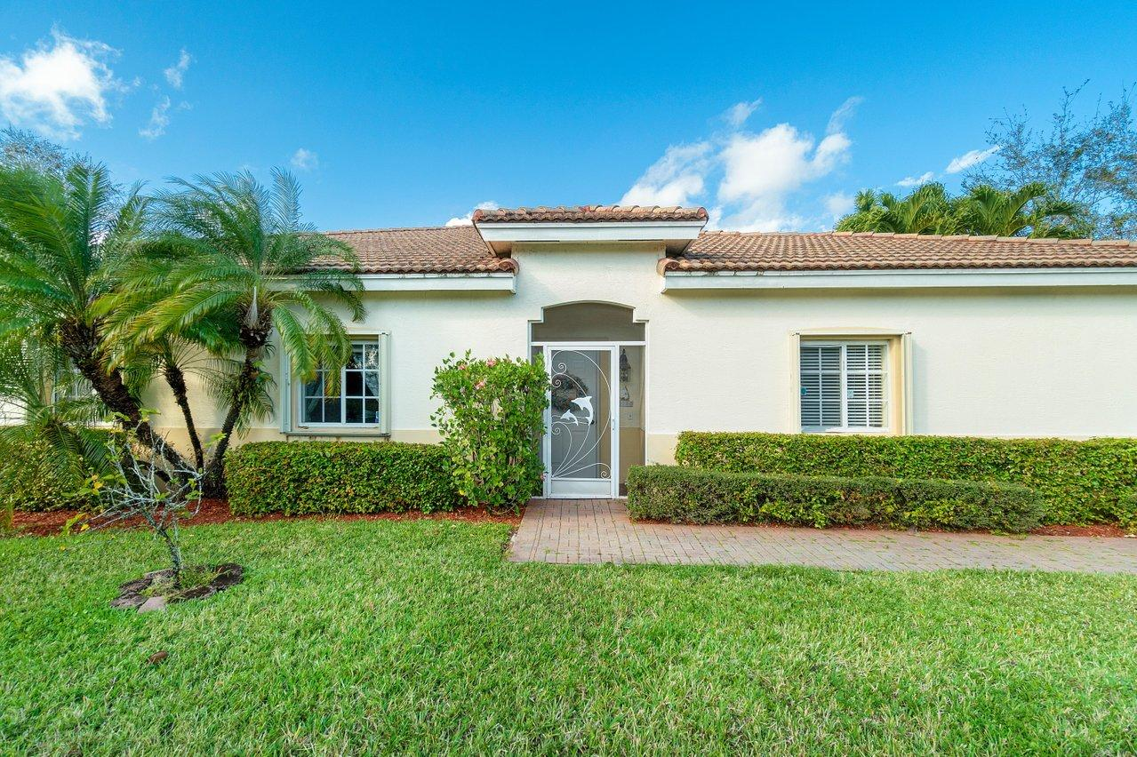 Home for sale in Baywinds Lighthouse West Palm Beach Florida