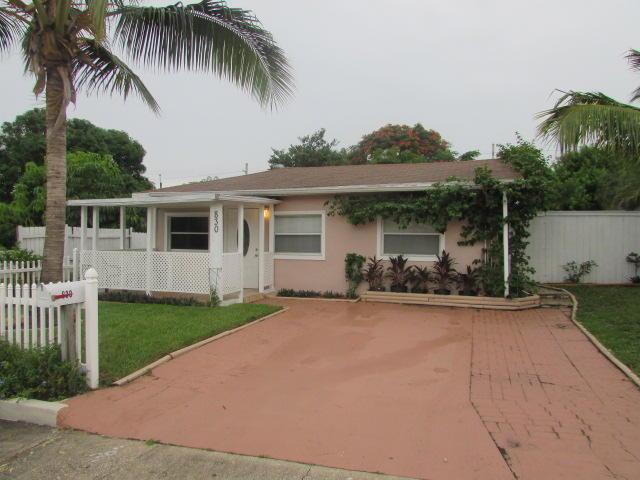 830 Briggs Street West Palm Beach, FL 33405