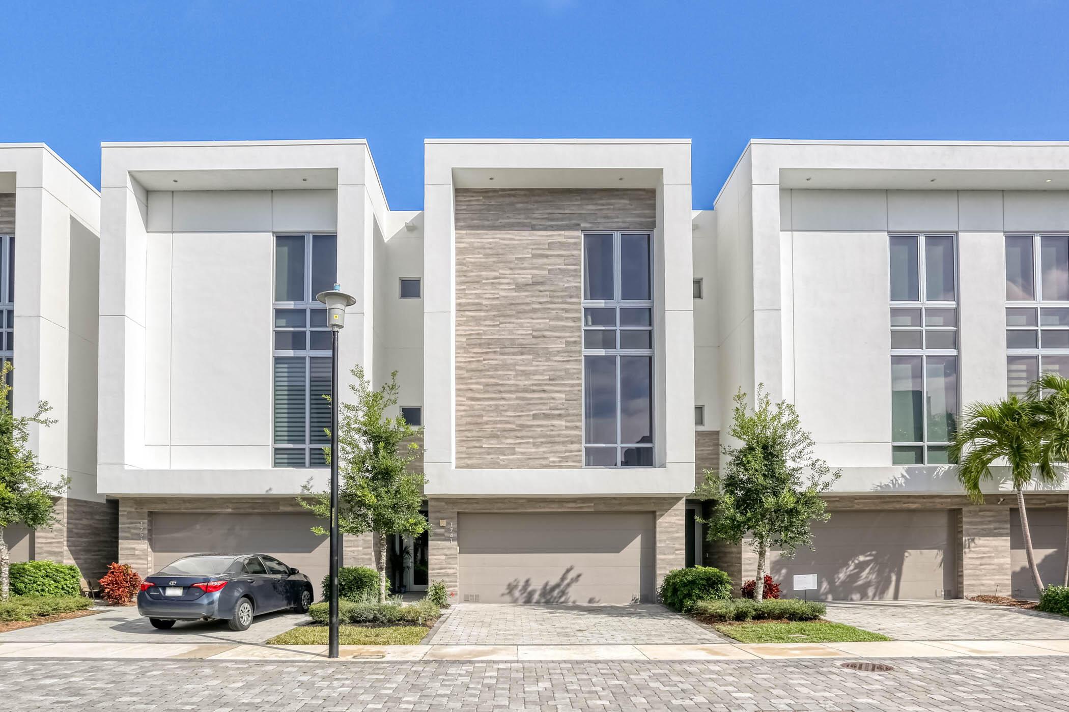 Home for sale in Moderne Boca Raton Florida