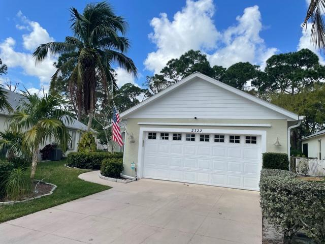 Home for sale in VILLAS Palm City Florida