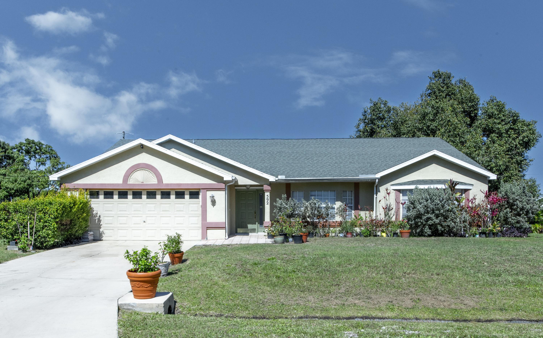 Details for 592 Lovell Terrace Sw, Port Saint Lucie, FL 34953