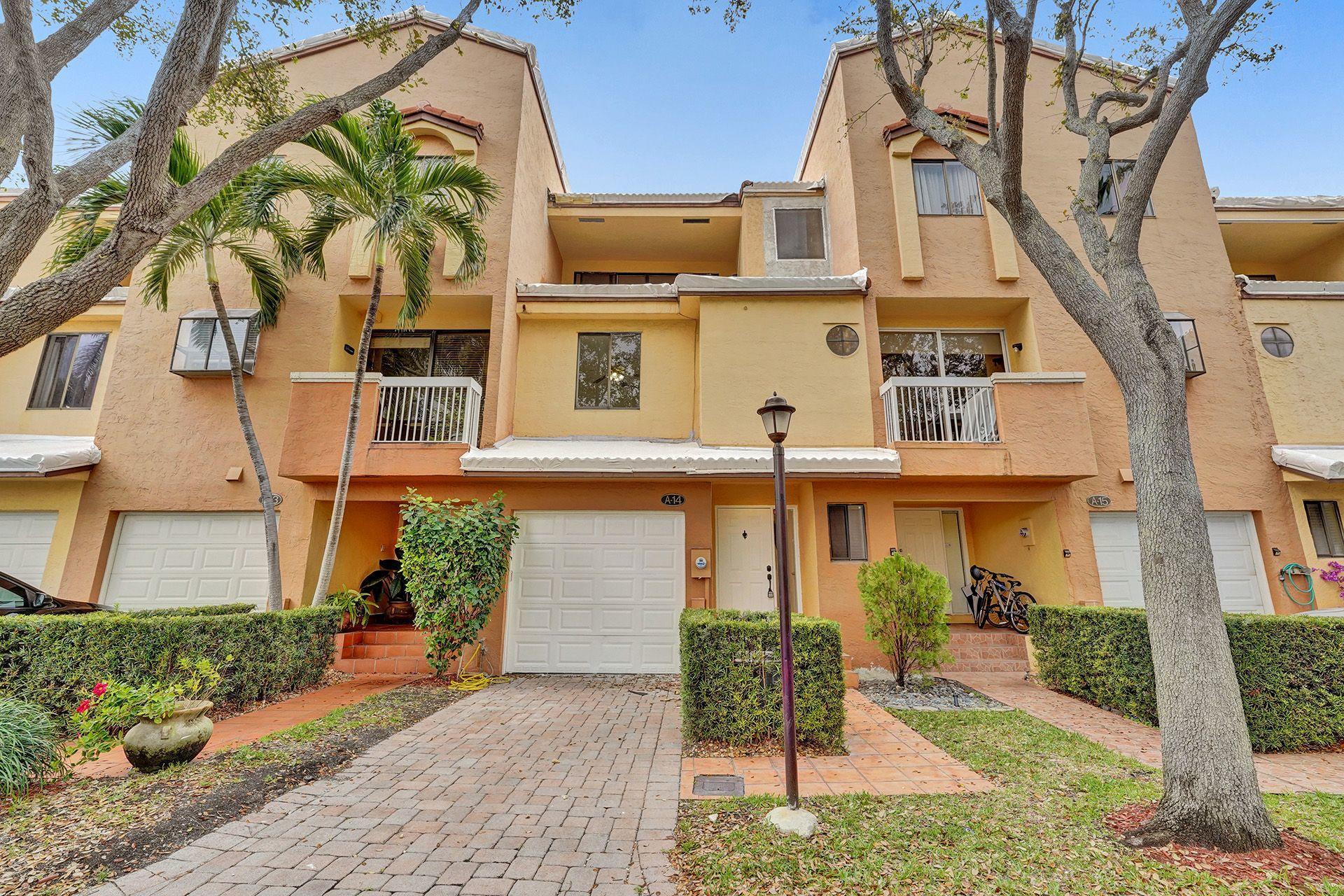 Home for sale in Marina Cove Aventura Florida
