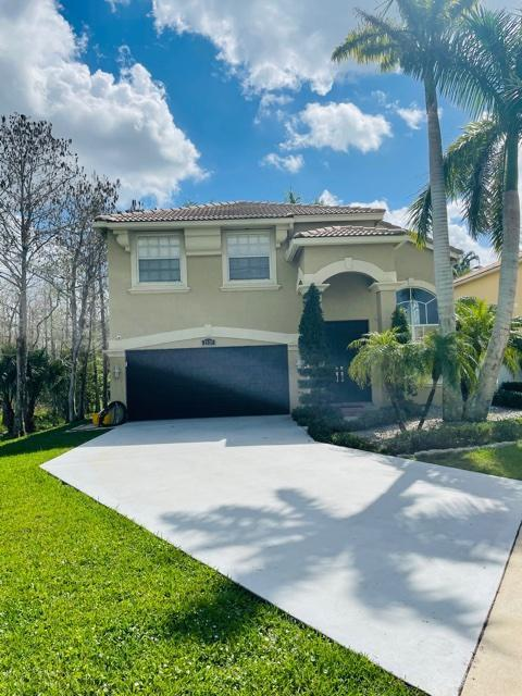 Home for sale in Pinehurst Royal Palm Beach Florida