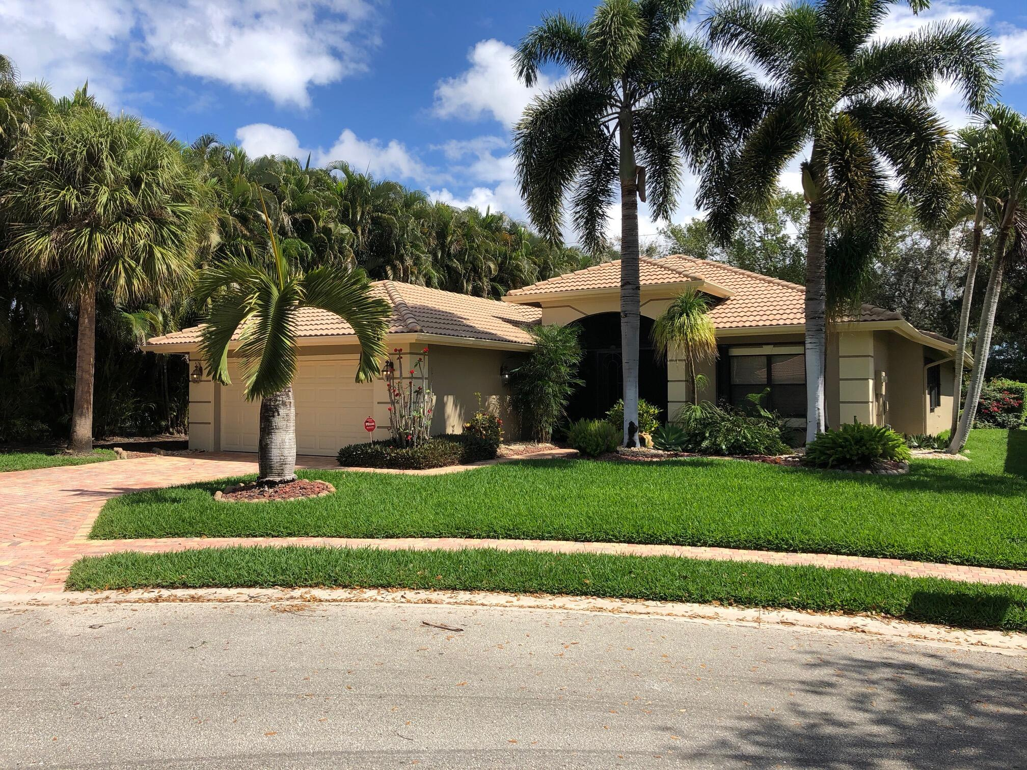 Home for sale in Tivloi Reserve Boynton Beach Florida