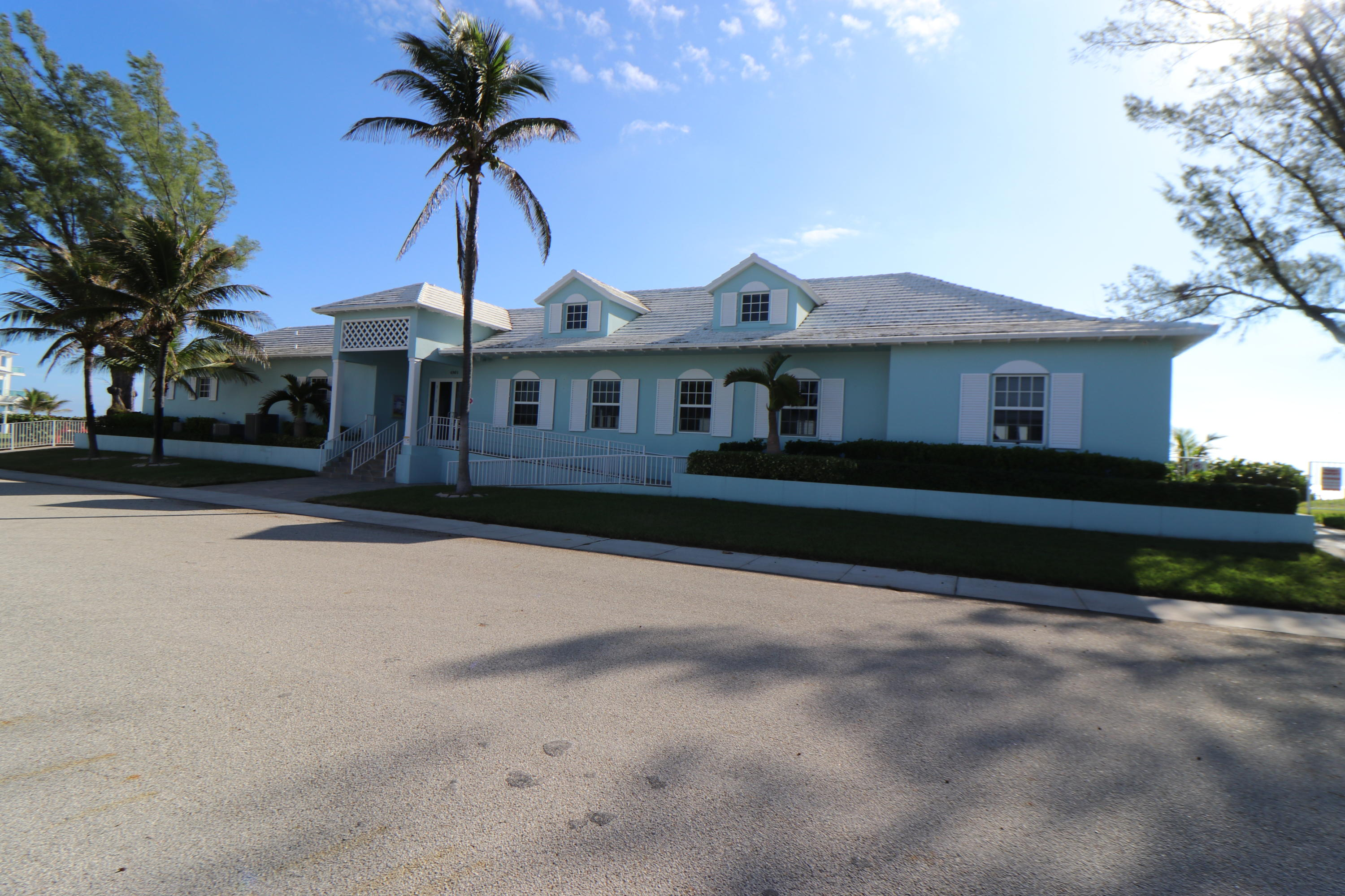 Briny Oceanfront CLubhouse