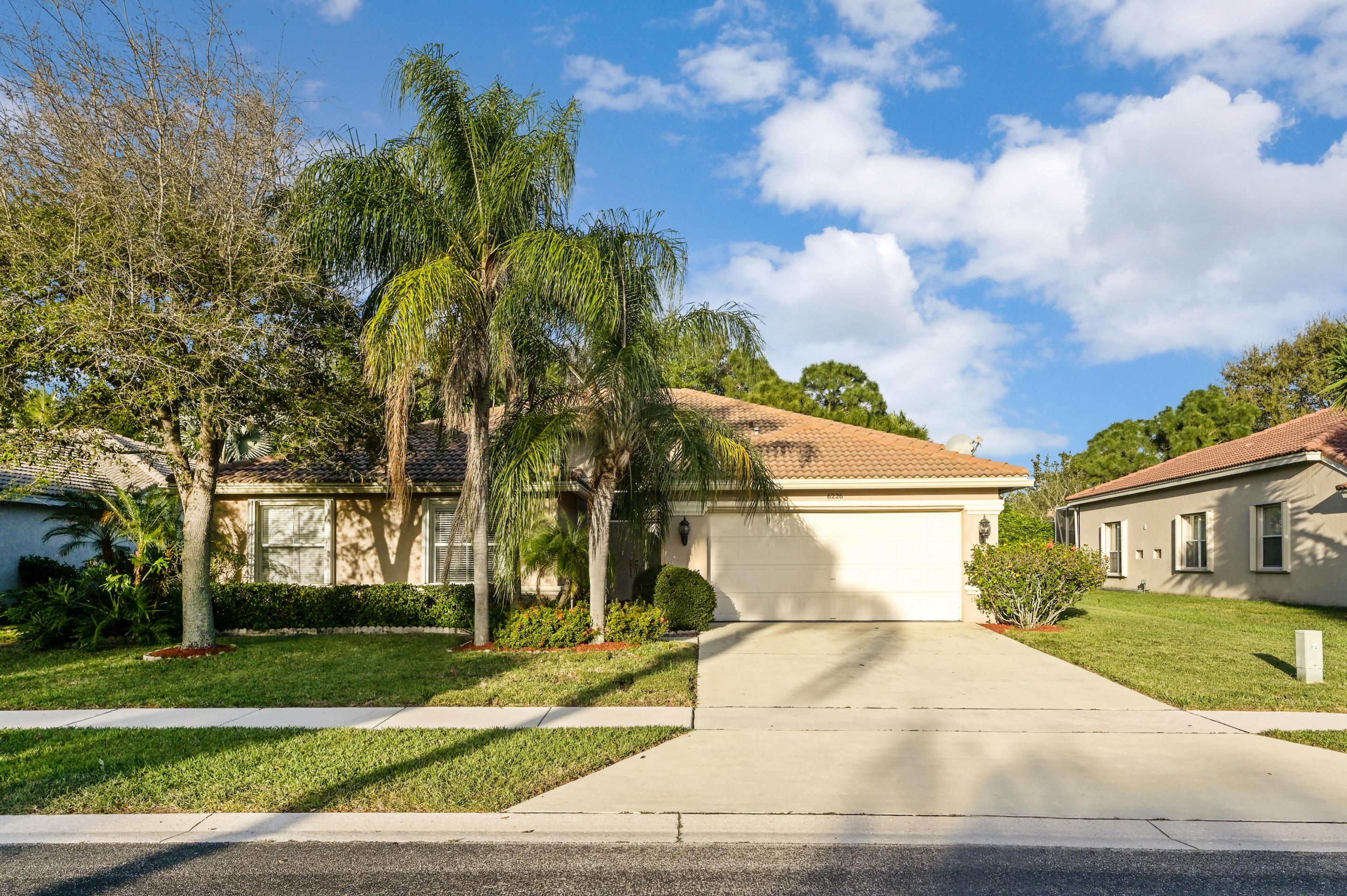 Home for sale in Sandhills Village Lake Worth Florida
