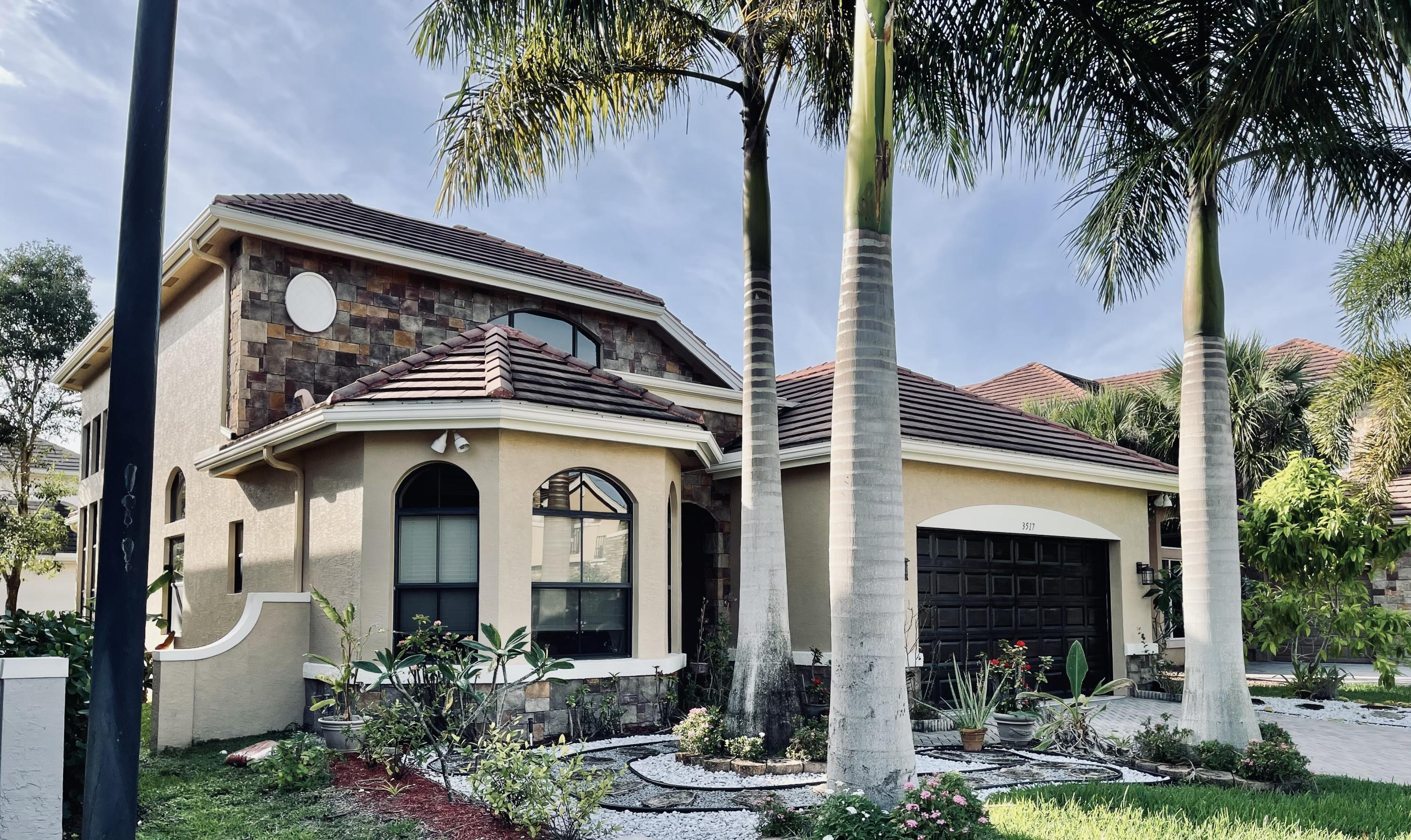 Home for sale in Versailles At Wellington Wellington Florida