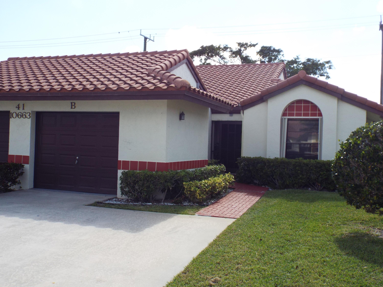 10663 Palm Leaf Drive B Boynton Beach, FL 33437