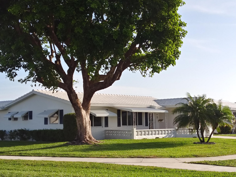 Home for sale in PALM BEACH LEISUREVILLE SEC 7 Boynton Beach Florida
