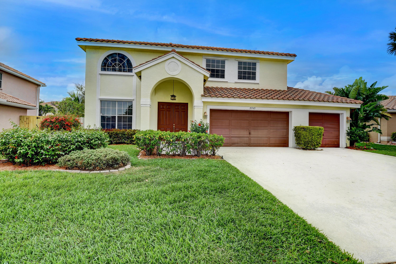 Home for sale in RAINBOW LAKES TR A Boynton Beach Florida