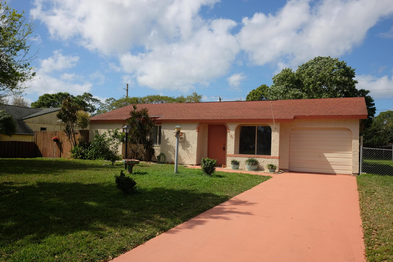 Home for sale in SEBASTIAN HIGHLANDS UNIT 17 Sebastian Florida