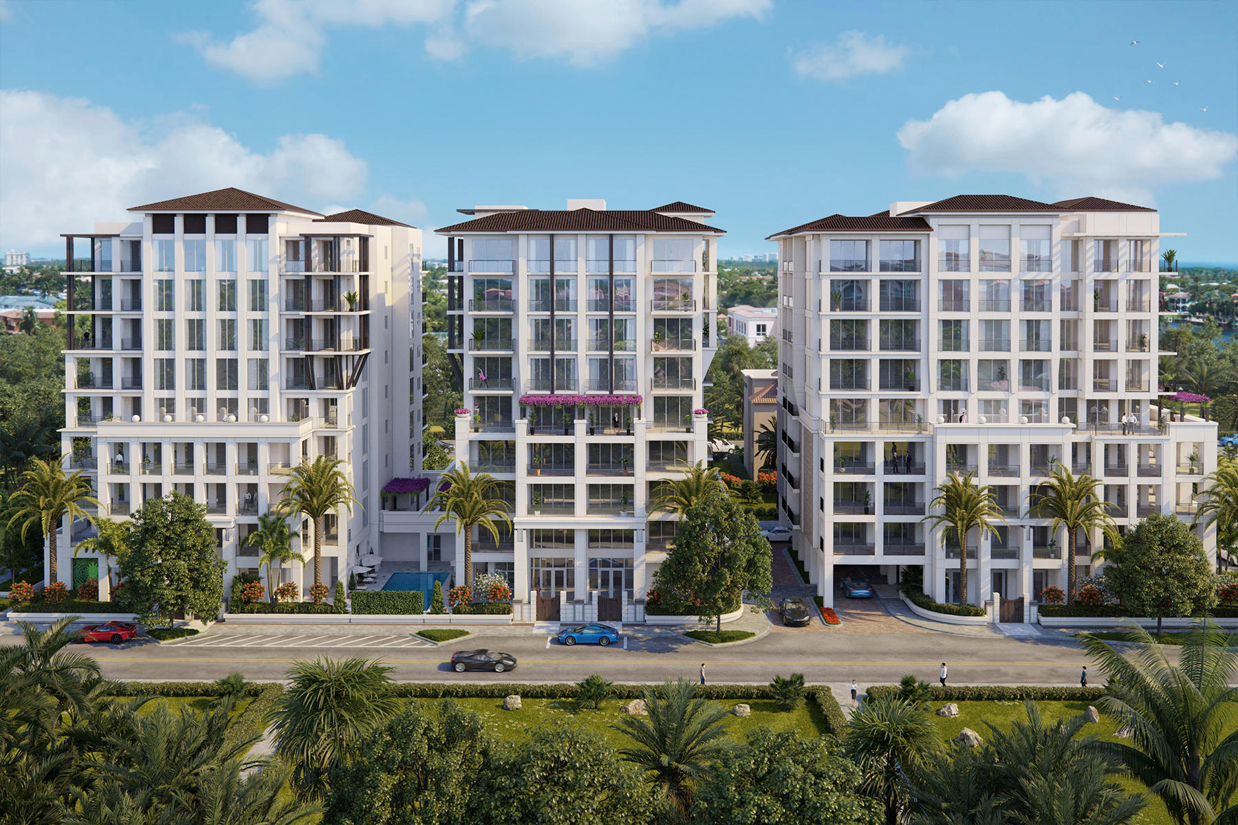 Home for sale in Royal Palm Residences Boca Raton Florida
