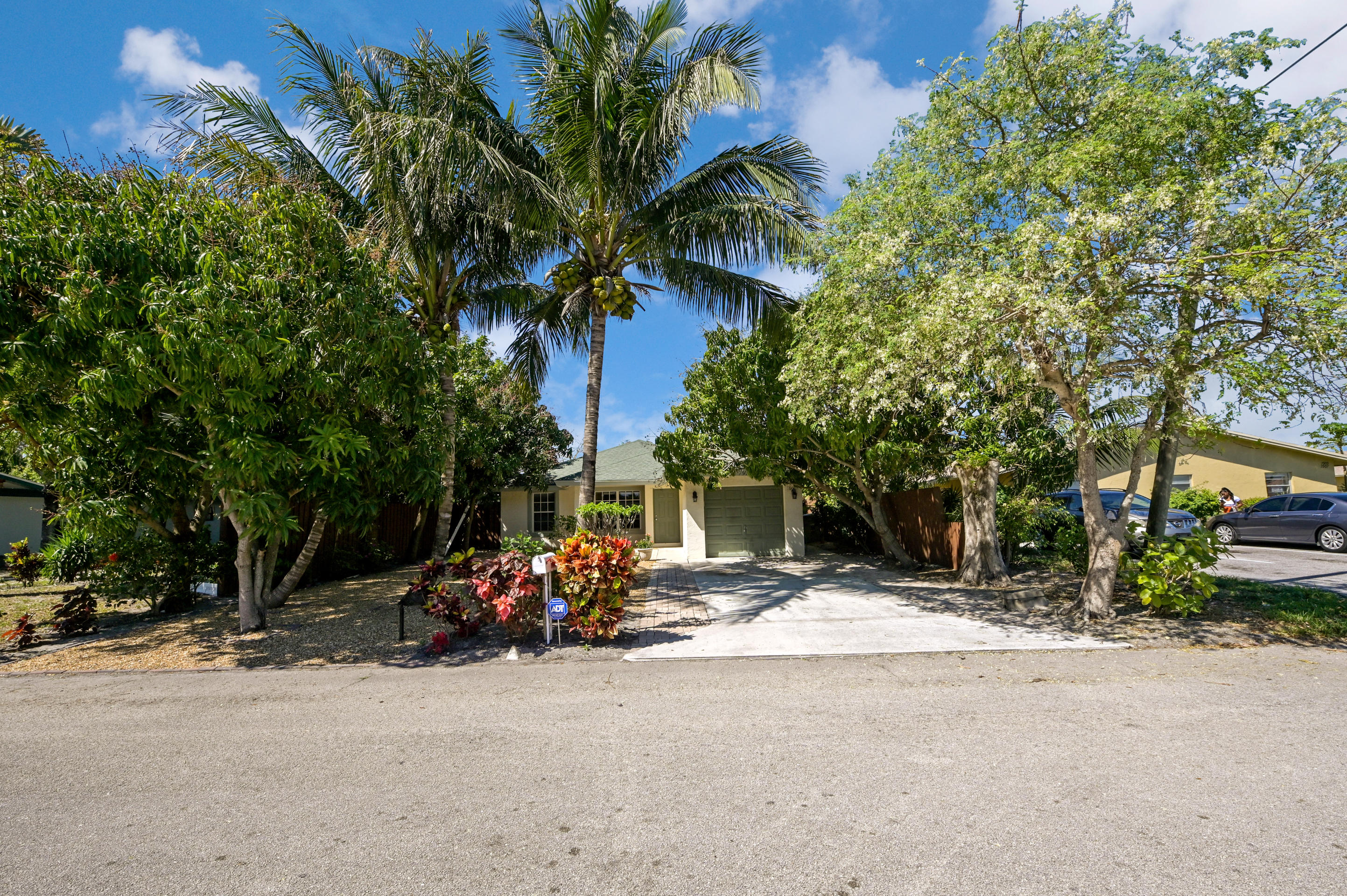 Home for sale in Tropical Terrace Lake Worth Florida