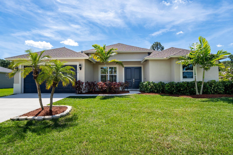 998 SW Tunis Avenue Port Saint Lucie, FL 34953