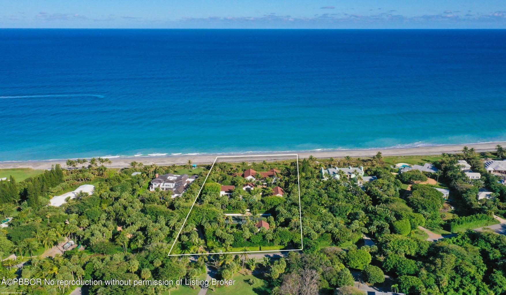 Photo of 265 S Beach Road, Hobe Sound, FL 33455