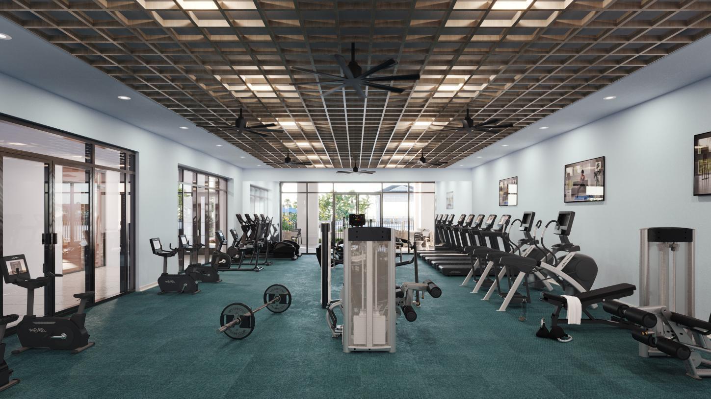 REGENCY - Gym