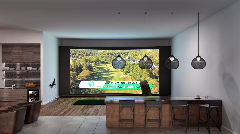 REGENCY -Golf-Simulator