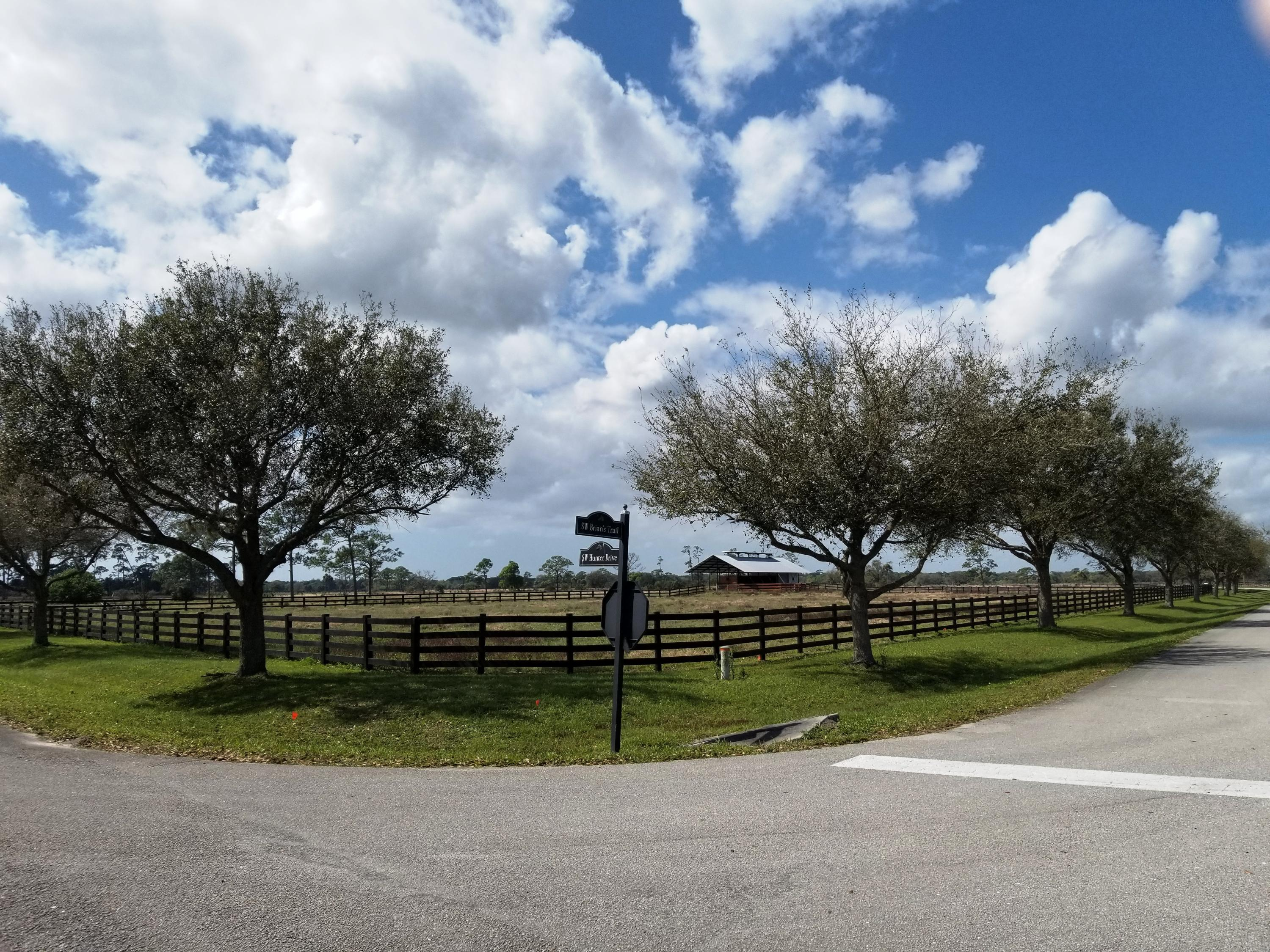LOT 23 -  20 acres with pastures, airbar