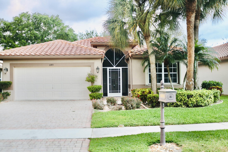 6893 Castlemaine Avenue  Boynton Beach FL 33437