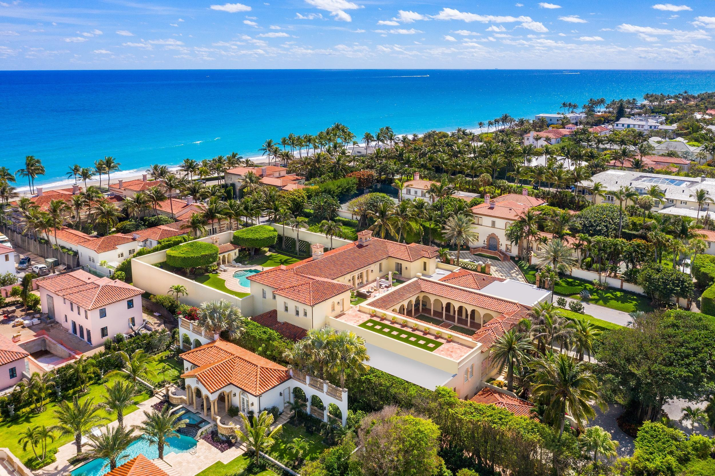 Palm Beach Mansion